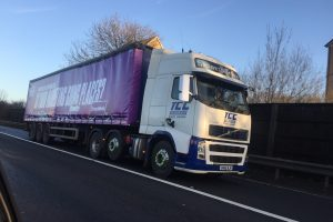 Truck Advertising UK