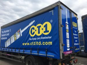 CT1 Truck Advertising Campaign