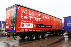 EuroRepar Truck Launch