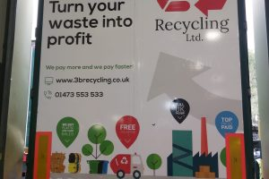 3B Recycling Ready to hit the road