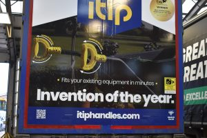 Itip Rear Only Advert
