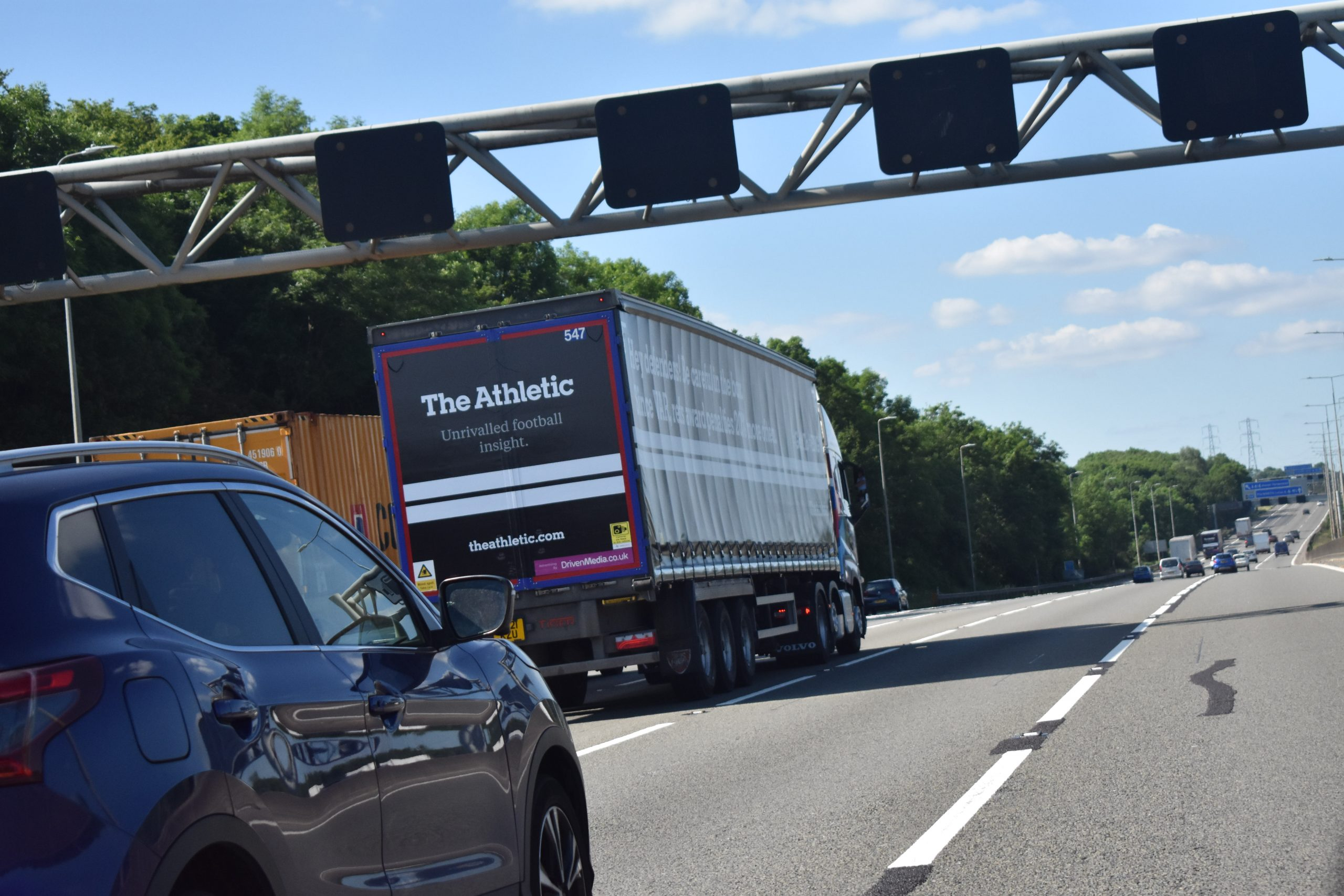 The Athletic On the M1